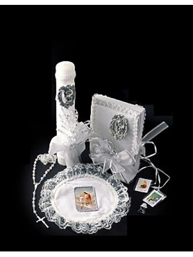 1st Communion Candle set 2