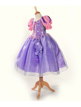 Repunzel Princess Dress