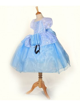 Cinderella Princess Blue Dress