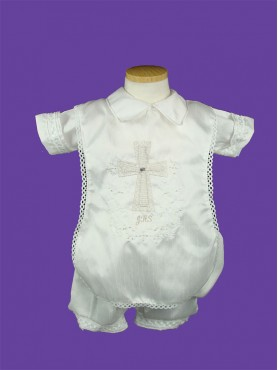 Baptism Boy Gown 2pc 1.1