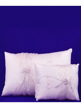 XV Kneeling Pillow and Crown Pillow