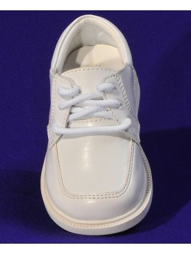 White Boy Shoes Plain