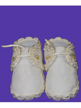 Silk Boy Booties